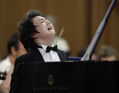 Third Prize Winner Pianist Seong-Jin Cho