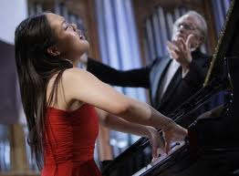 Second Prize Winner Pianist Yeol Eum Son