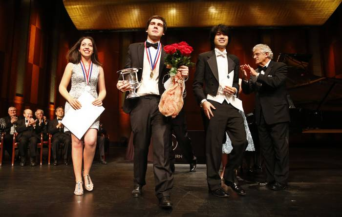 The Winners:  Beatrice Rana, Vadym Kholodenko, Sean Chen