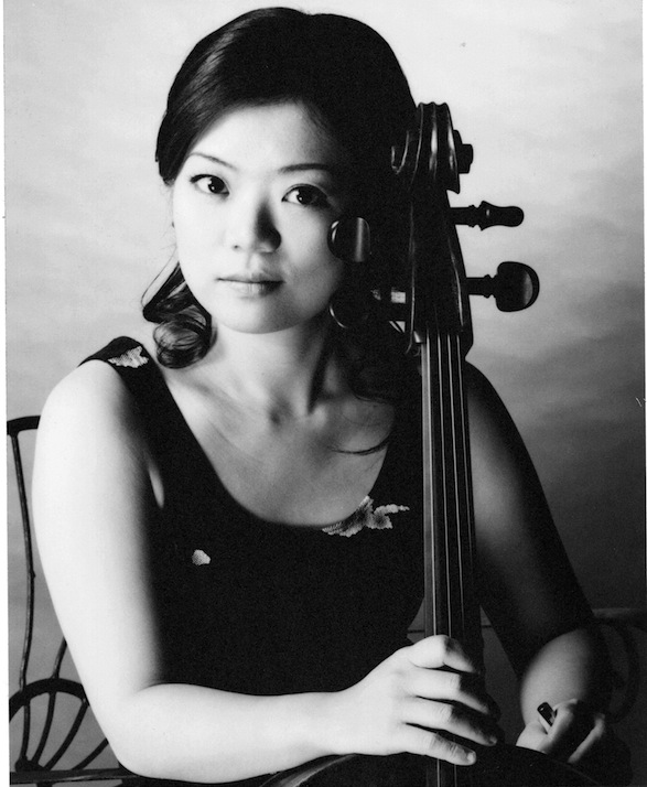 I-Bei Lin Cellist