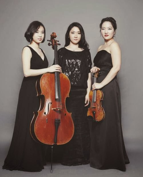 Korea Music Foundation presents Allant Piano Trio in Review