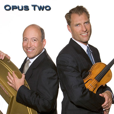 Opus Two Presents the Music of George Gershwin in Review