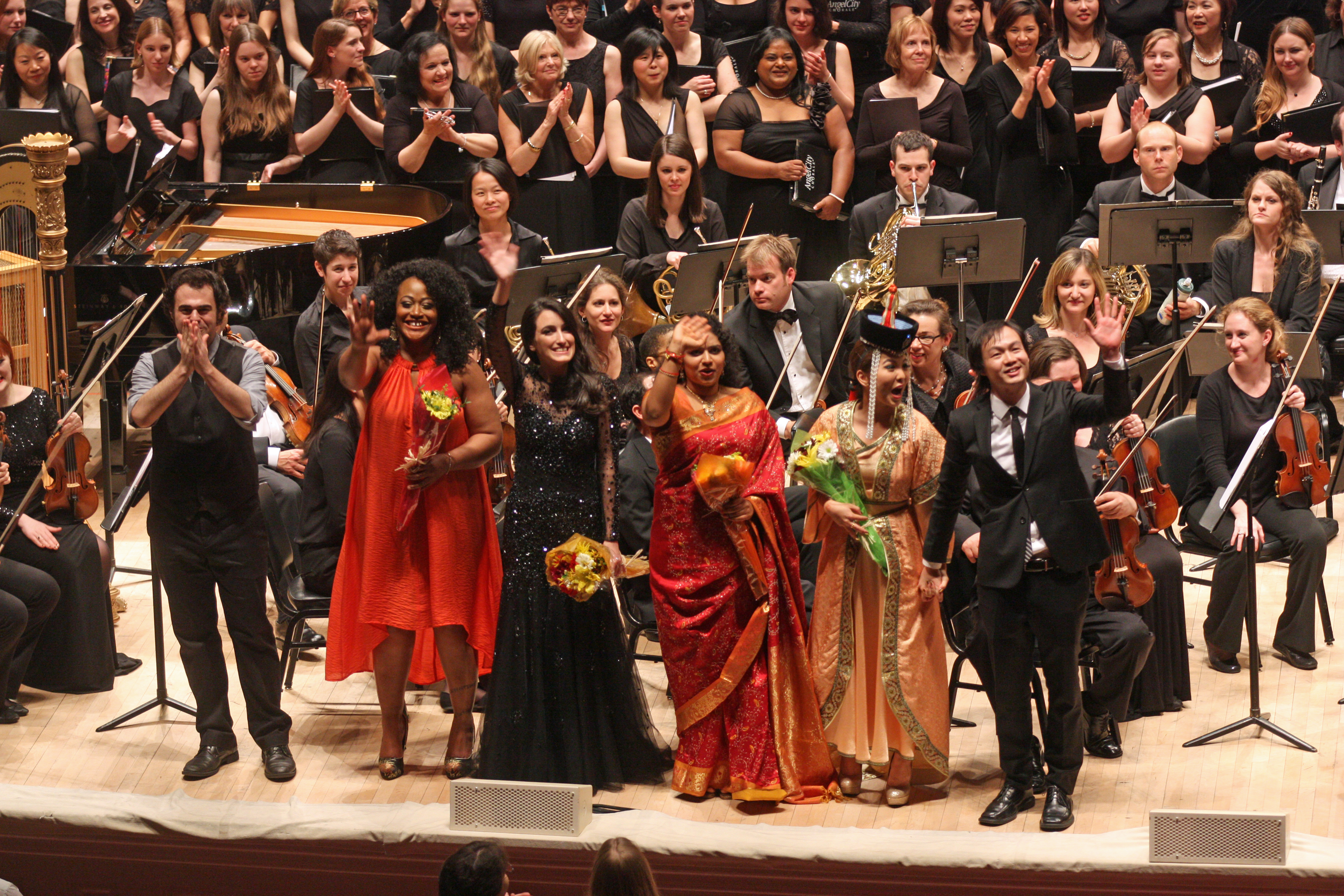Distinguished Concerts International New York (DCINY) presents The Drop of Dawn in Review