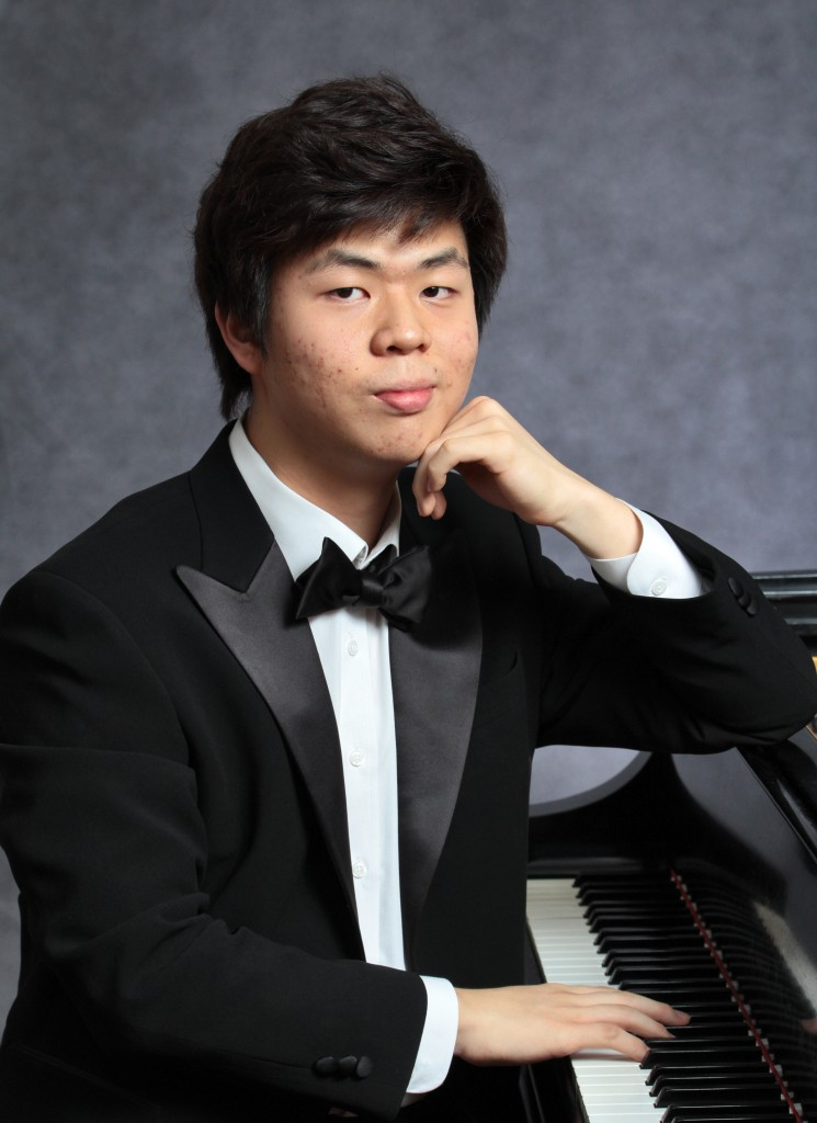 JOYCE B. COWIN FIRST PRIZE Jun Hwi Cho, Age 18 Country of Birth: South Korea Residence: Flushing, New York Cash Award of $10,000 Concert and Recital Appearances