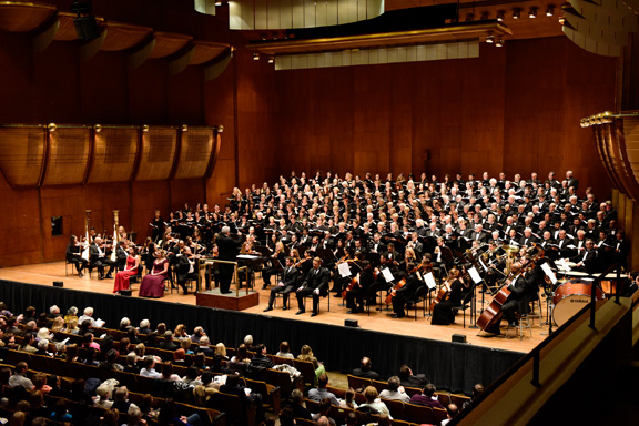 Distinguished Concerts International New York (DCINY) presents Messiah . . . Refreshed! in Review