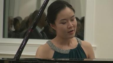 The Pathway Concert Series presents Hyojung Huh in Review