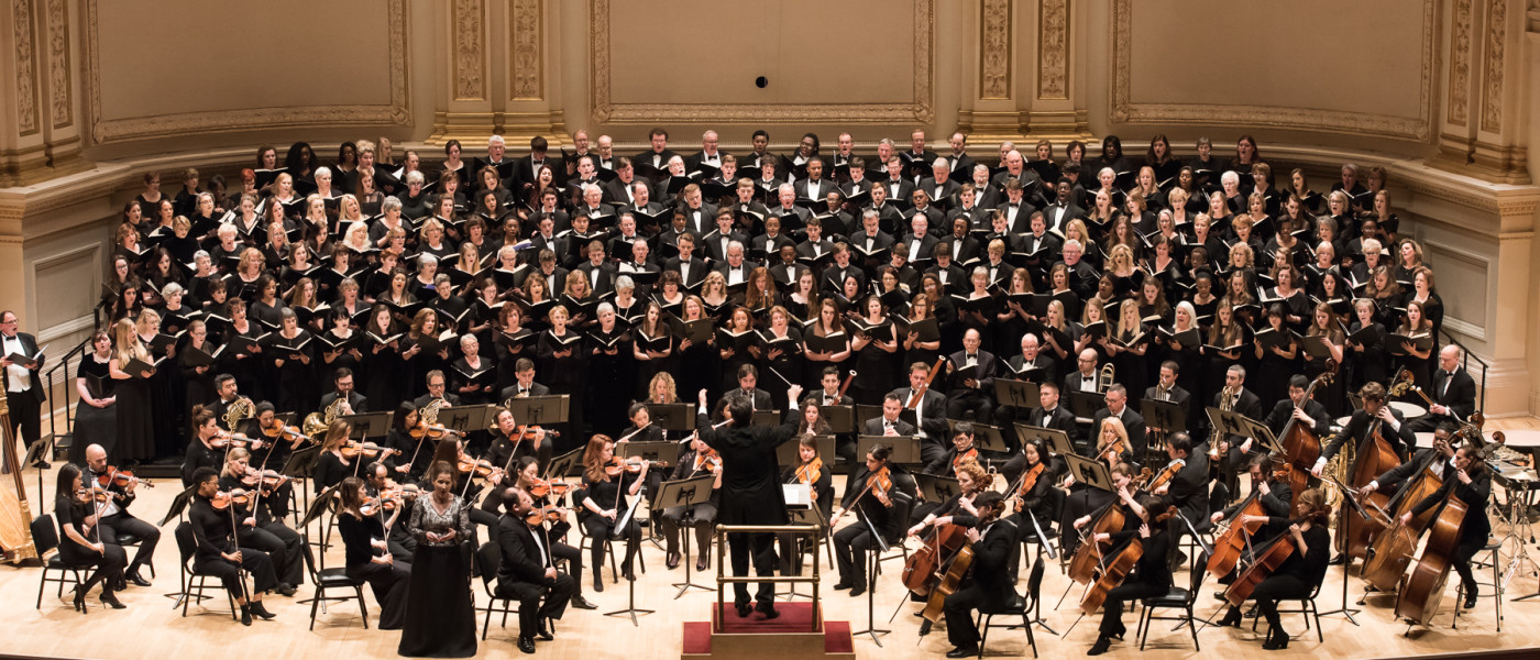 Distinguished Concerts International New York (DCINY) presents Requiem for the Living: The Music of Dan Forrest in Review