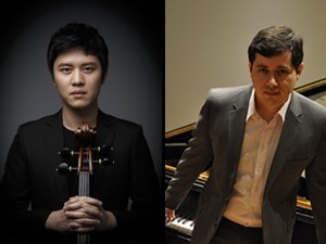 Yale School of Music presents Chang Pan, cello and Ronaldo Rolim, piano, in Review