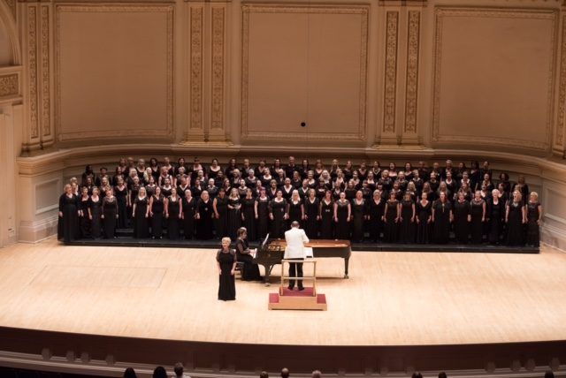 Distinguished Concerts International New York (DCINY) presents The Triumph of Hope in Review