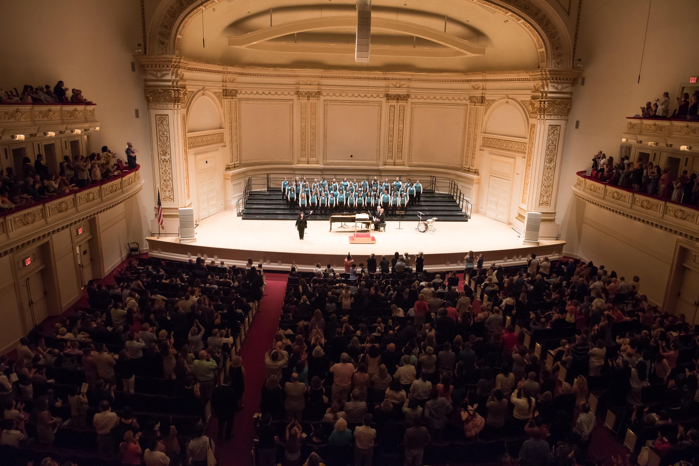 Distinguished Concerts International New York (DCINY) presents Songs of Inspiration and Hope in Review