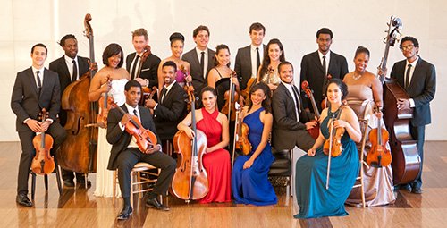JPMorgan Chase & Co. and the Sander and Norma K. Buchman Fund present The Sphinx Virtuosi in Review