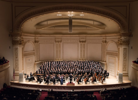 Distinguished Concerts International New York (DCINY) presents Eternal Light in Review