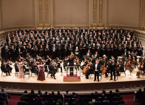 Distinguished Concerts International New York (DCINY) presents Reflections of Peace in Review