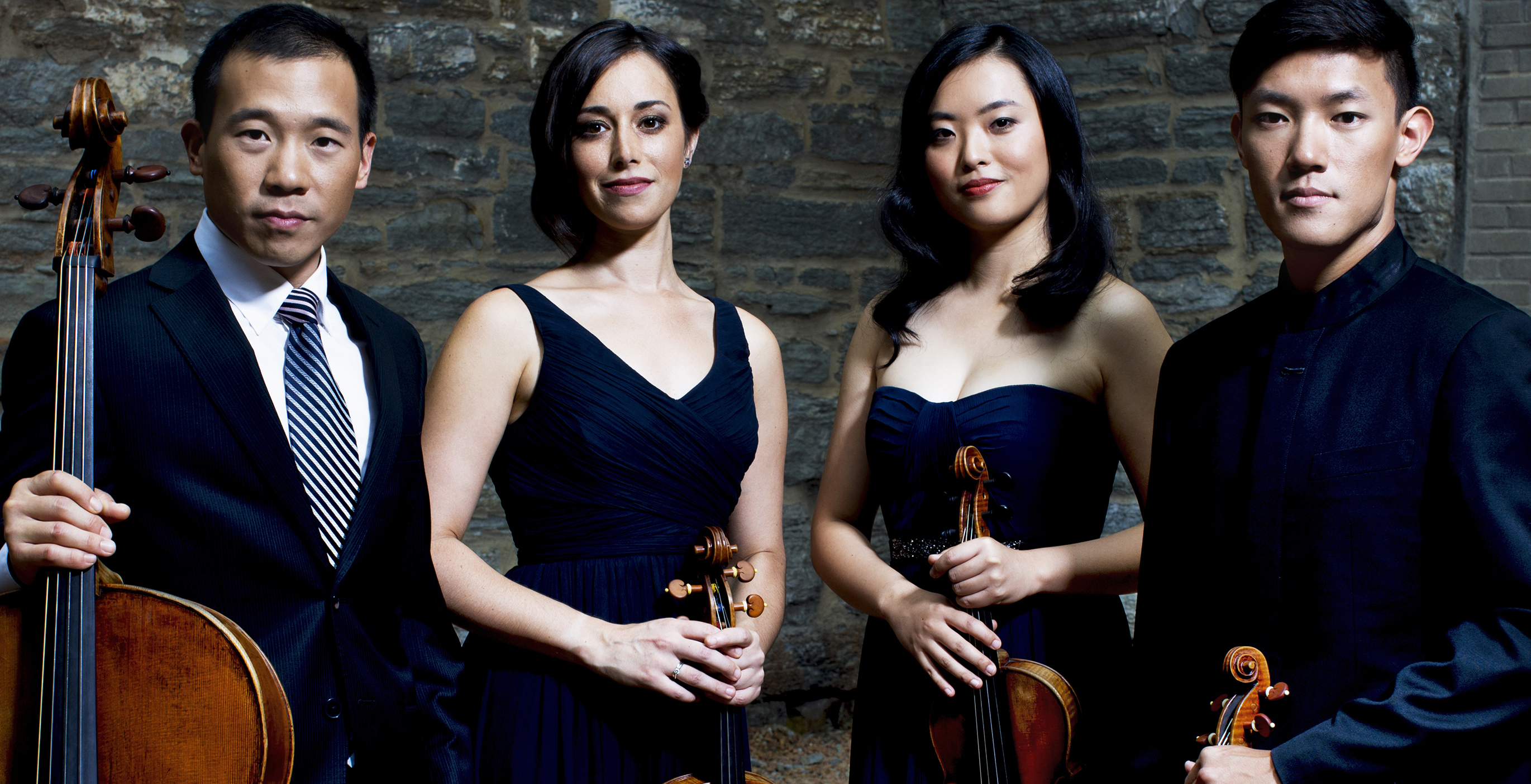 The Sheen Center for Thought and Culture Classical Music Series curated by Mark Kaplan presents the Parker Quartet in Review