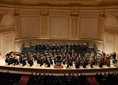 Distinguished Concerts International New York (DCINY) presents The Glory to Freedom: A Concert to Honor Our Veterans in Review