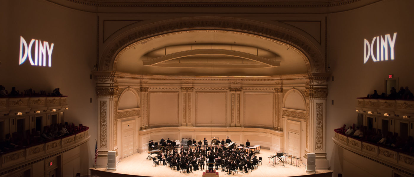 Distinguished Concerts International New York (DCINY) presents Wind Songs in Review