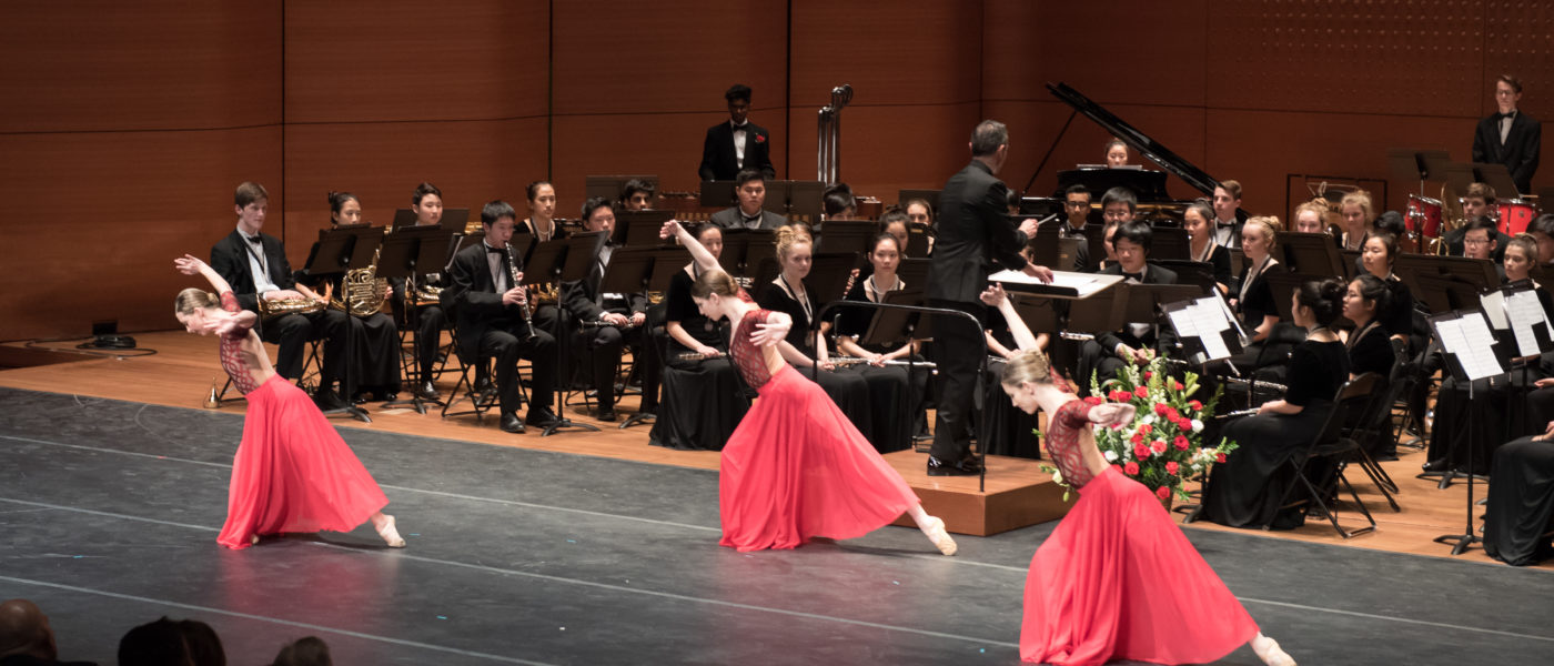 Distinguished Concerts International New York (DCINY) presents An Evening with Troy Colt Bands in Review
