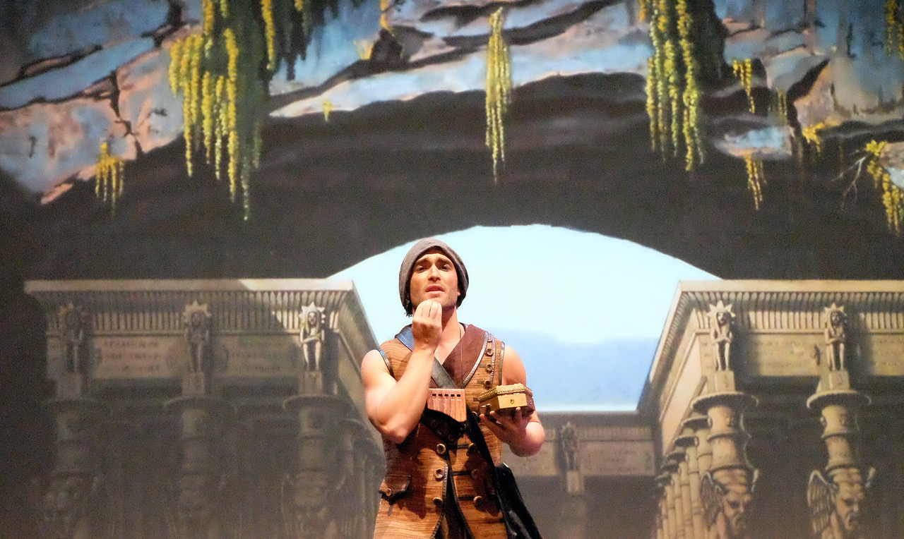 Clarion presents The Magic Flute in Review