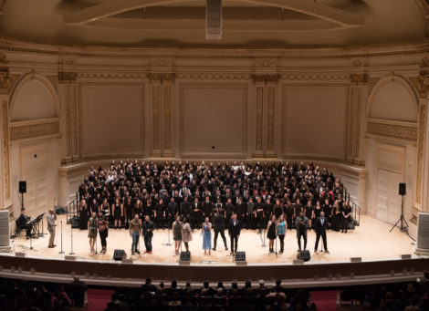 Distinguished Concerts International New York (DCINY) presents Total Vocal in Review