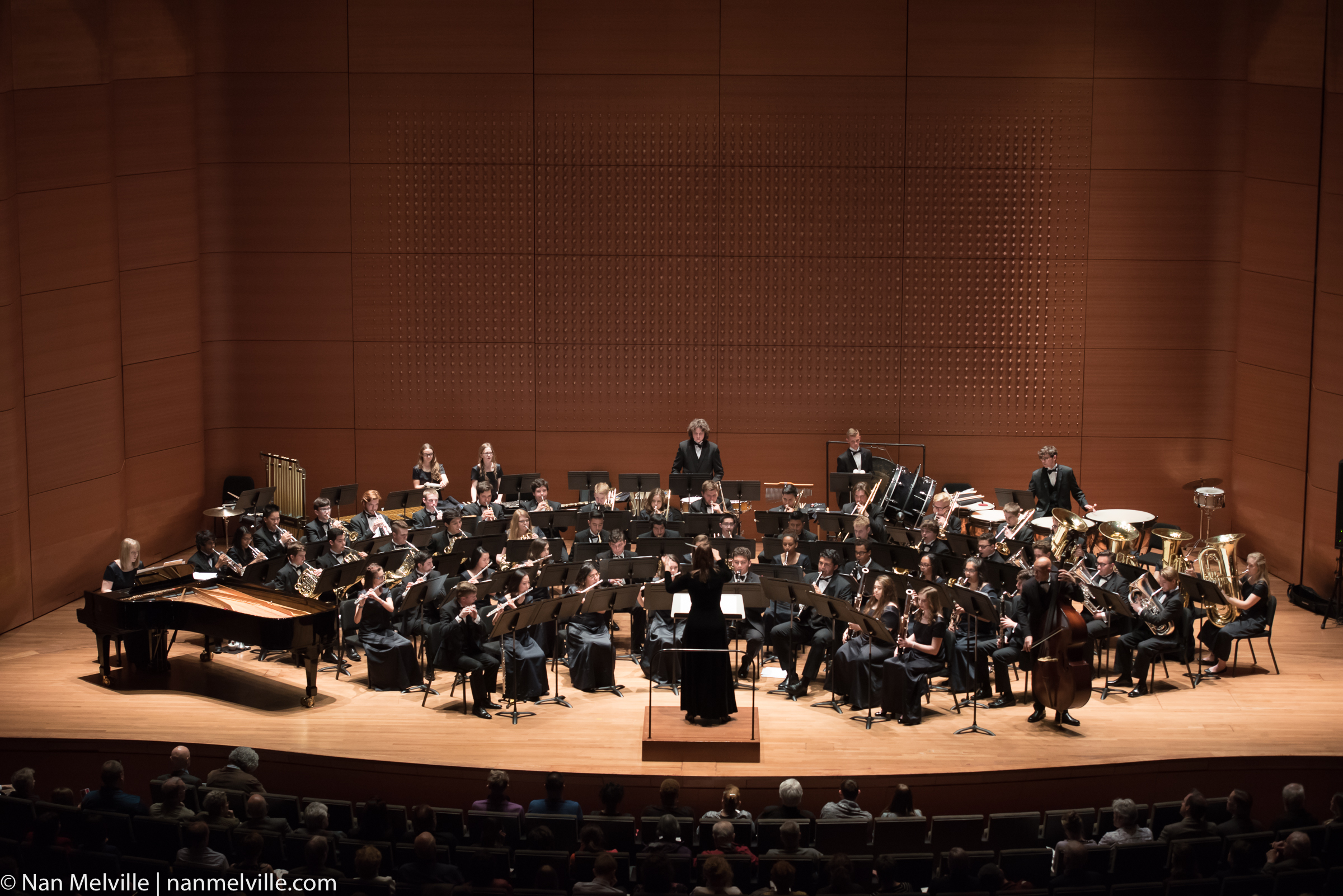 Distinguished Concerts International New York (DCINY) presents Green Valley High School Symphonic Wind Orchestra/ Hershey Symphony Festival Strings and Hershey Symphony Orchestra in Review