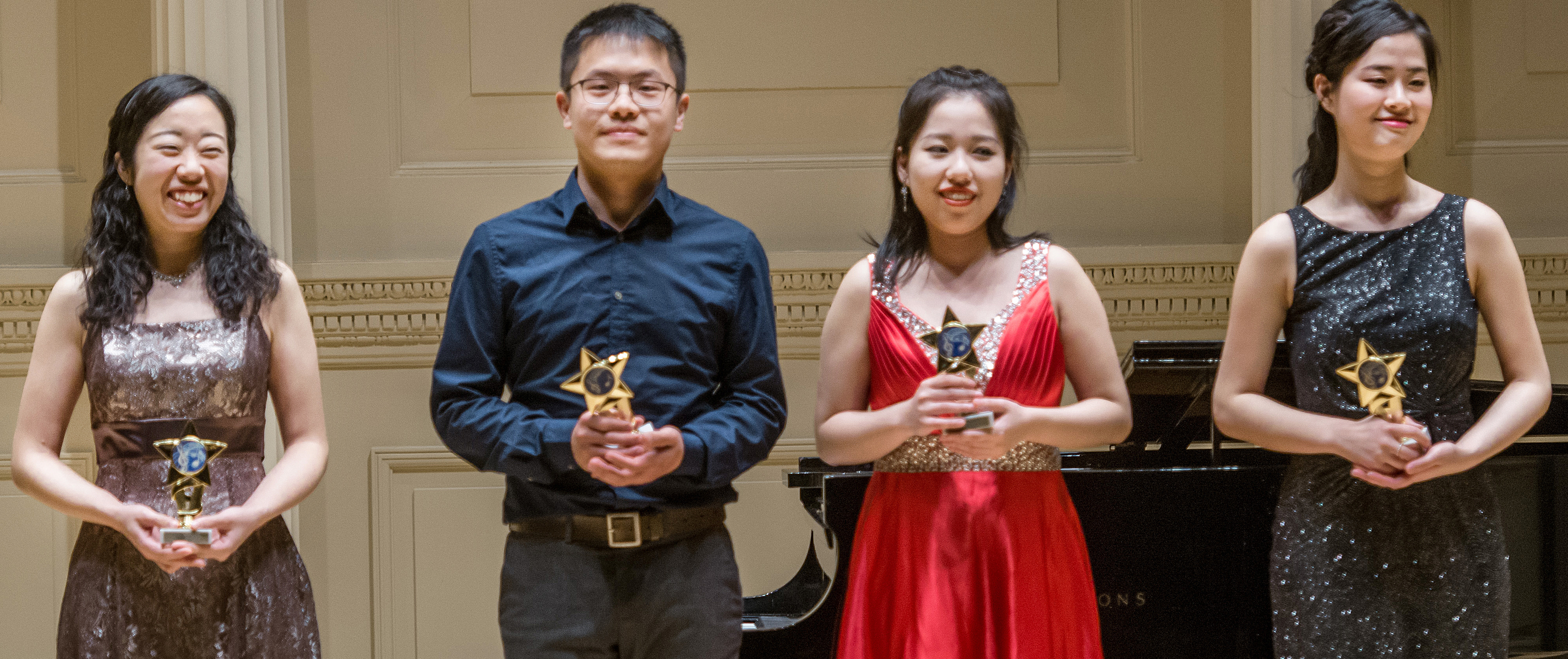 Rondo Young Artist 2017 Presents Rondo Forma Competition First Place Winners' Recital in Review