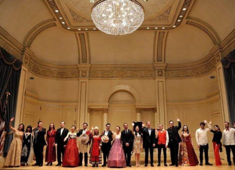 Rutgers International Pianists Gala in Review