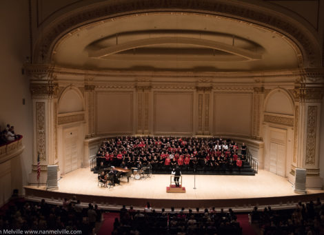Distinguished Concerts International New York (DCINY) presents Canta! Canta! Canta! in Review