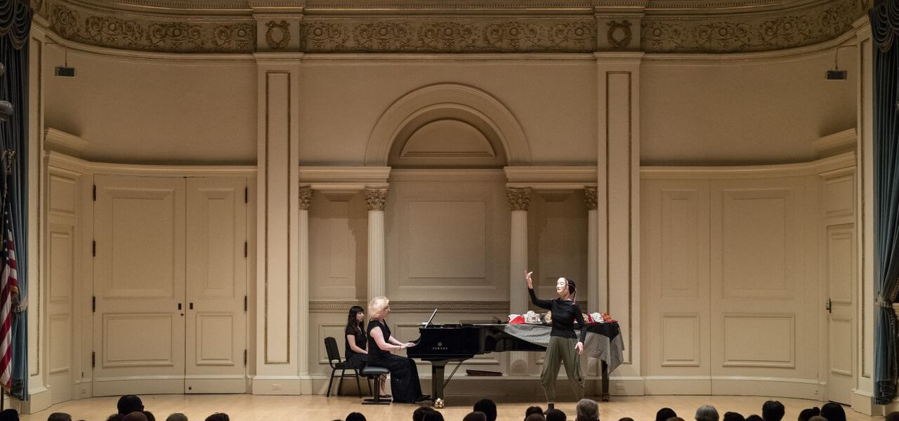 Key Pianists Presents Sara Davis Buechner in Review