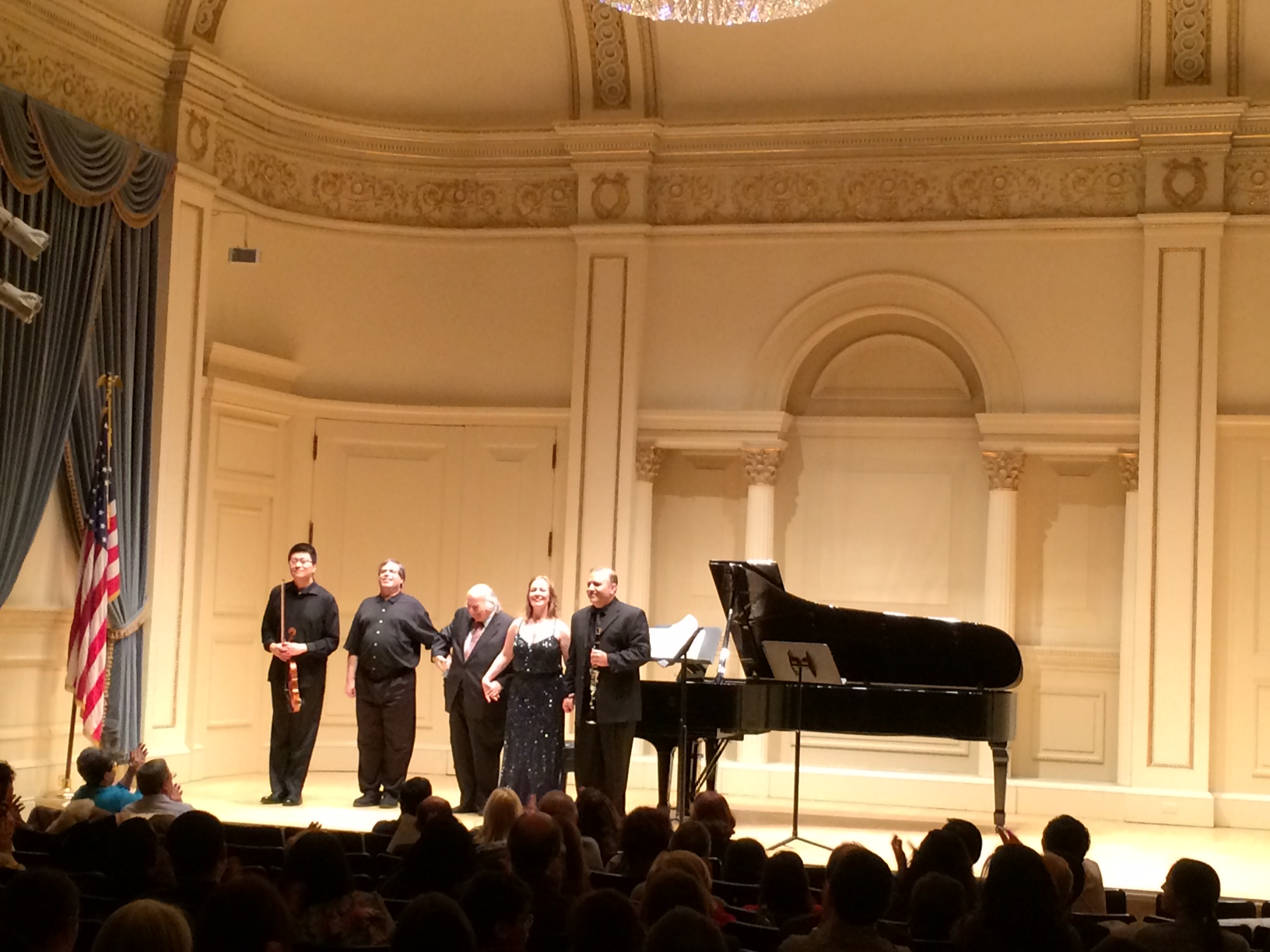 Distinguished Concerts International New York (DCINY) presents The Music of Dinos Constantinides in Concert in Review