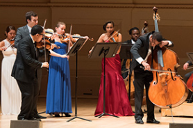 Carnegie Hall Presents Sphinx Virtuosi in Review