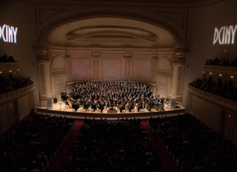 Distinguished Concerts International New York (DCINY) presents The Suite Sounds of Christmas in Review