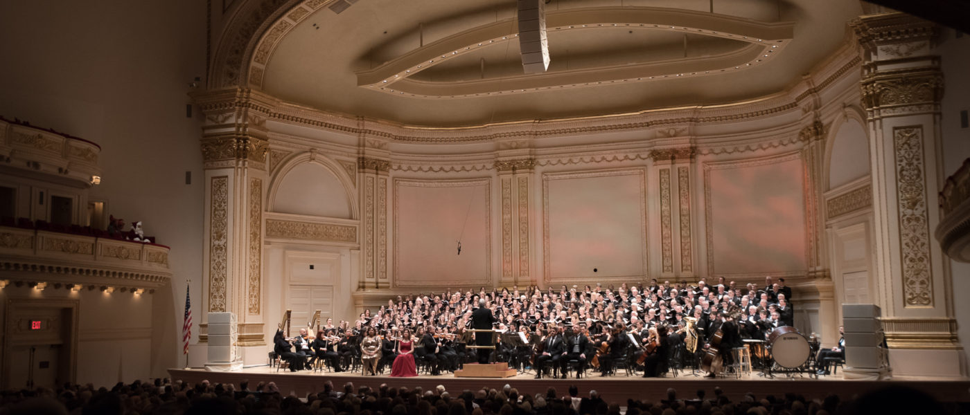 "Distinguished Concerts International New York (DCINY) Presents ""Messiah … Refreshed!"" in Review"