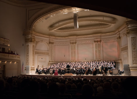 """Distinguished Concerts International New York (DCINY) Presents """"Messiah … Refreshed!"""" in Review"""