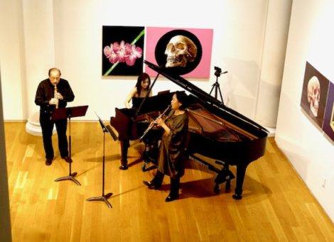 Tenri Cultural Institute presents Wa Concert Series- The Originality of Greatness: Celebrating Elliott Carter's 109th Birthday in Review