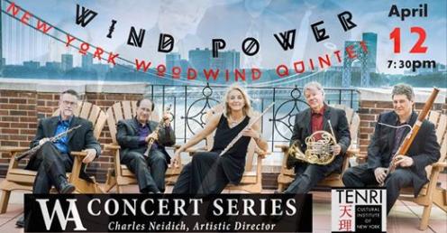 New York Woodwind Quintet | New York Concert Review, Inc